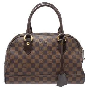 Louis Vuitton Damier Canvas Duomo Satchel