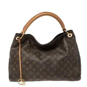 Louis Vuitton Monogram Canvas Artsy MM Bag