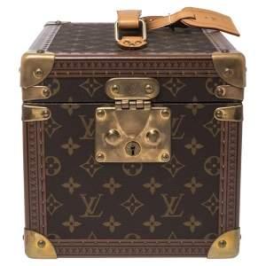 Louis Vuitton Vuittonite Monogram Canvas Boite Flacons Beauty Case