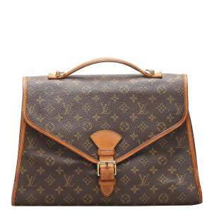 Louis Vuitton  Monogram Bel Air GM Briefcase