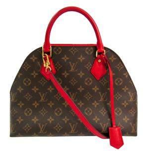 Louis Vuitton Monogram Canvas Alma B'N'B Bag
