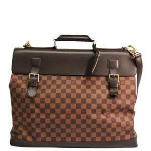 Louis Vuitton Damier Ebene Canvas West-End PM Bag