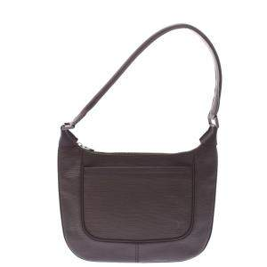 Louis Vuitton Brown Epi Leather Bag