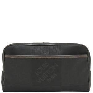 Louis Vuitton Black Damier Geant Canvas Albatros Belt Bag