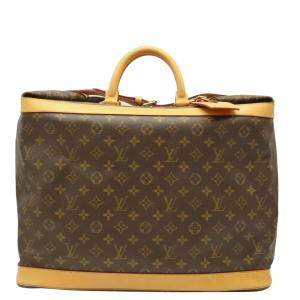 Louis Vuitton Brown Monogram Canvas Cruiser 45 Bag