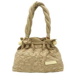 Louis Vuitton Beige Olympe Leather Stratus PM Bag