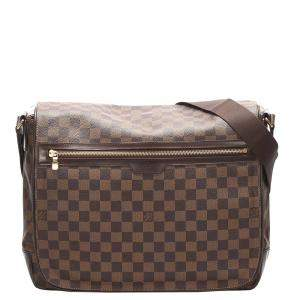 Louis Vuitton Brown Damier Ebene Canvas Spencer bag