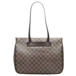 Louis Vuitton Brown Damier Ebene Canvas Parioli PM Bag