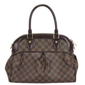 Louis Vuitton Brown Monogram Canvas Trevi PM Bag