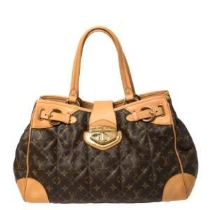 Louis Vuitton Monogram Canvas Etoile Shopper Bag