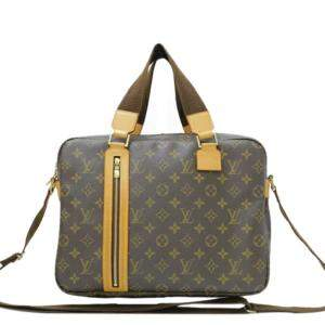 Louis Vuitton Brown Monogram Canvas Sac Bosphore Bag