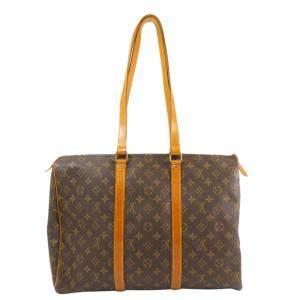 Louis Vuitton Brown Monogram Canvas Sac Flanerie 50 Tote Bag