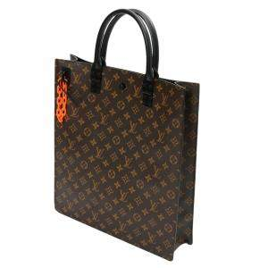 Louis Vuitton Brown Monogram Canvas Sac Plat Virgil Abloh Bag