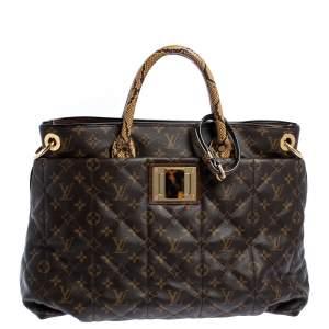 Louis Vuitton Monogram Canvas Limited Edition Etoile Exotique GM Bag