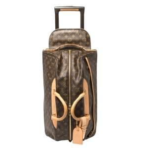 Louis Vuitton Monogram Canvas Eole 50 Luggage Bag