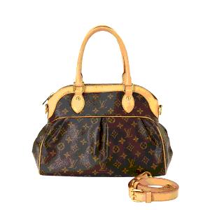 Louis Vuitton Monogram Canvas Trevi PM Bag