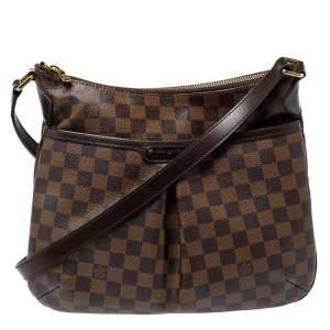 Louis Vuitton Damier Ebene Canvas Bloomsbury PM Bag