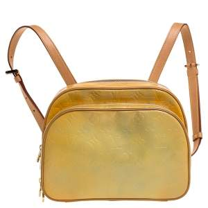 حقيبة ظهر لوي فيتون  موراي فيرنيه لايم مونوغرامي