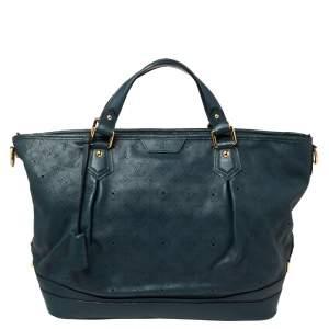 Louis Vuitton Marine Mahina Leather Stellar PM Bag