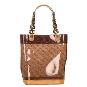 Louis Vuitton Brown Monogram Canvas Sac Ambre MM Bag