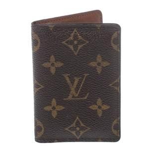 Louis Vuitton Monogram Canvas Pocket Organizer