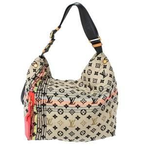 Louis Vuitton Limited Edition Rouge Monogram Cheche Bohemian Bag
