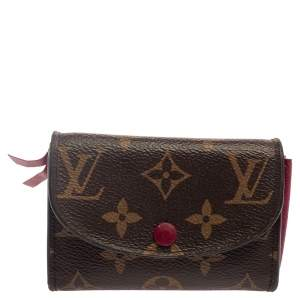 Louis Vuitton Monogram Canvas Rosalie Coin Purse