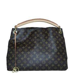 Louis Vuitton Monogram Canvas Artsy MM Tote Bag
