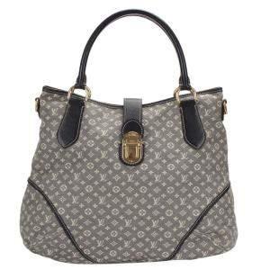 Louis Vuitton Grey Monogram Mini Lin Canvas Romance bag