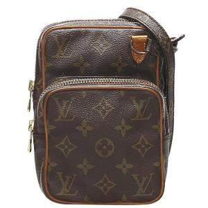 Louis Vuitton Brown Monogram Canvas Amazone Mini Bag