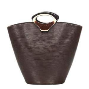Louis Vuitton Brown Epi Leather Noctambule Bag