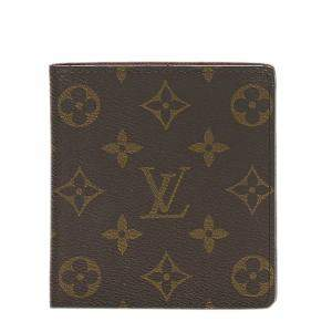 Louis Vuitton Brown Monogram Canvas Coin Pouch