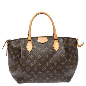 Louis Vuitton Monogram Canvas Turenne MM Bag