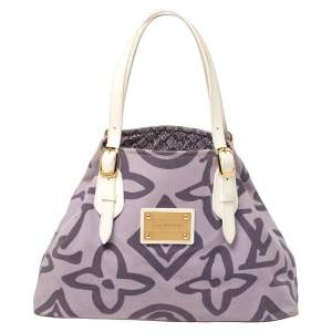 Louis Vuitton Lilac Tahitienne Cabas Limited Edition PM Bag