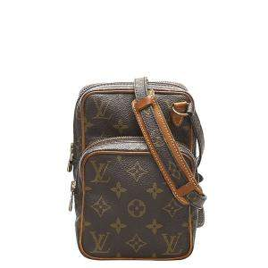 Louis Vuitton Brown Monogram Canvas Amazone Bag