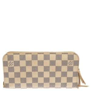 Louis Vuitton Damier Azur Canvas Insolite Wallet