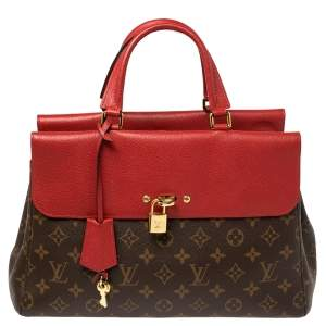 Louis Vuitton Cerise Monogram Canvas Venus Bag