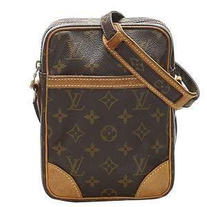 Louis Vuitton Brown Monogram Canvas Danube Bag