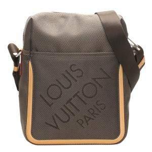 Louis Vuitton Brown Damier Geant Canvas Citadin Bag