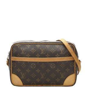 Louis Vuitton Monogram Canvas Trocadero 27 Bag