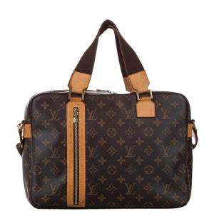 Louis Vuitton Brown Monogram Canvas Sac Bosphore Bag