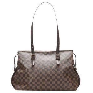 Louis Vuitton Damier Ebene Canvas Chelsea Bag