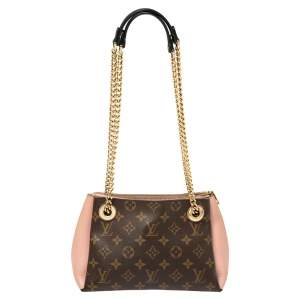 Louis Vuitton Monogram Canvas and Leather Surene BB Bag