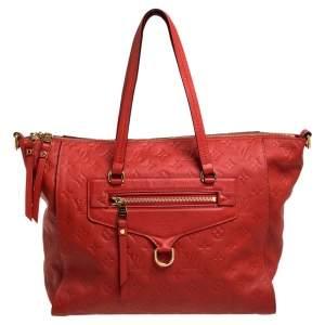 Louis Vuitton Orient Monogram Empreinte Leather Lumineuse PM Bag