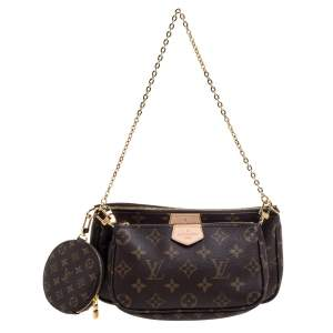 Louis Vuitton Monogram Canvas Multi-Pochette Accessories Bag