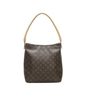Louis Vuitton Monogram Canvas Looping GM Bag