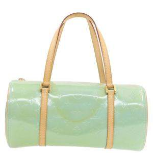Louis Vuitton Green Monogram Vernis Bedford Bag