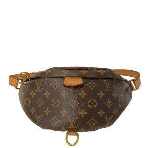 Louis Vuitton Brown Monogram Canvas Bumbag