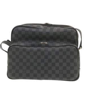 Louis Vuitton Damier Graphite Canvas Sac Leoh Messenger Bag