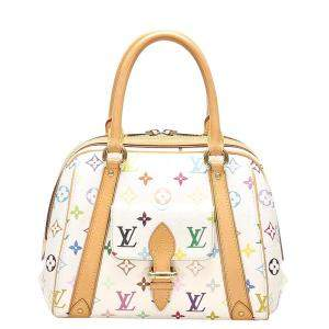 Louis Vuitton Monogram Multicolore Canvas Priscilla Bag